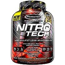 Nitro Tech Performance Series Milk Chocolate 4lbs (1.79kg) CA