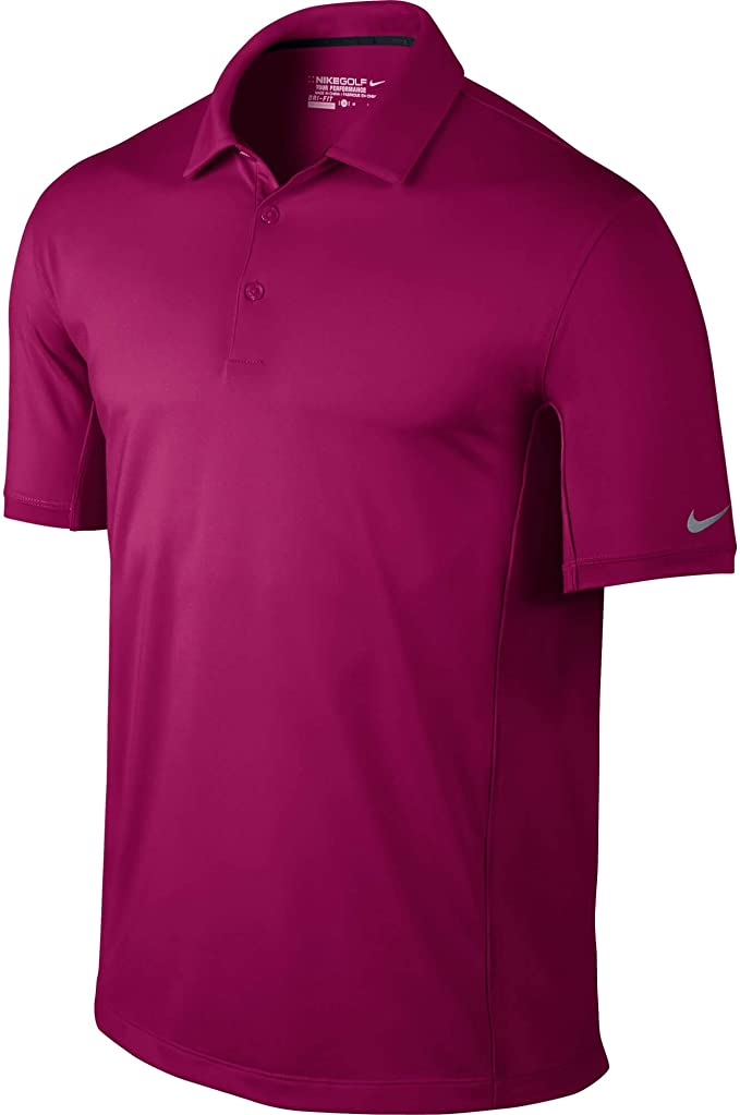 Nike Tech Ultra Golf Polo 2015