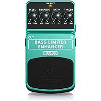 Behringer BLE400 - Pedal de filtros para bajo, color verde