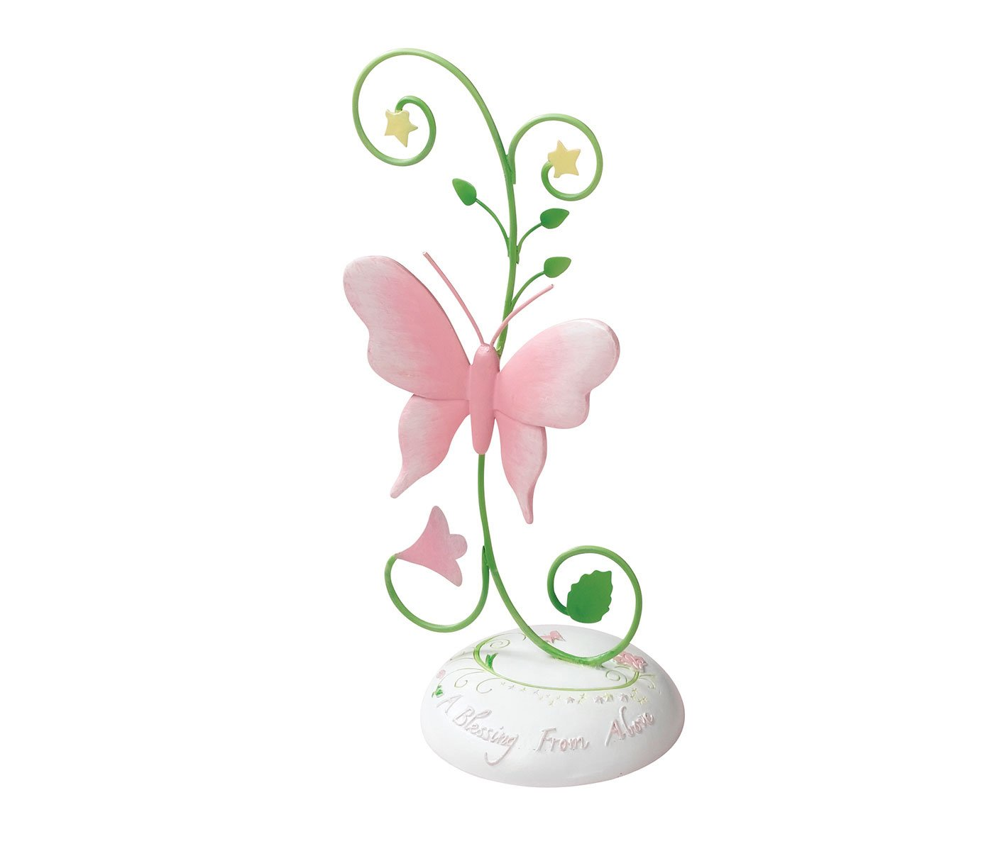 Lillian Rose Butterfly Baby Shower Photo Pick Gift 24AC802 BL LIL-24AC802BL