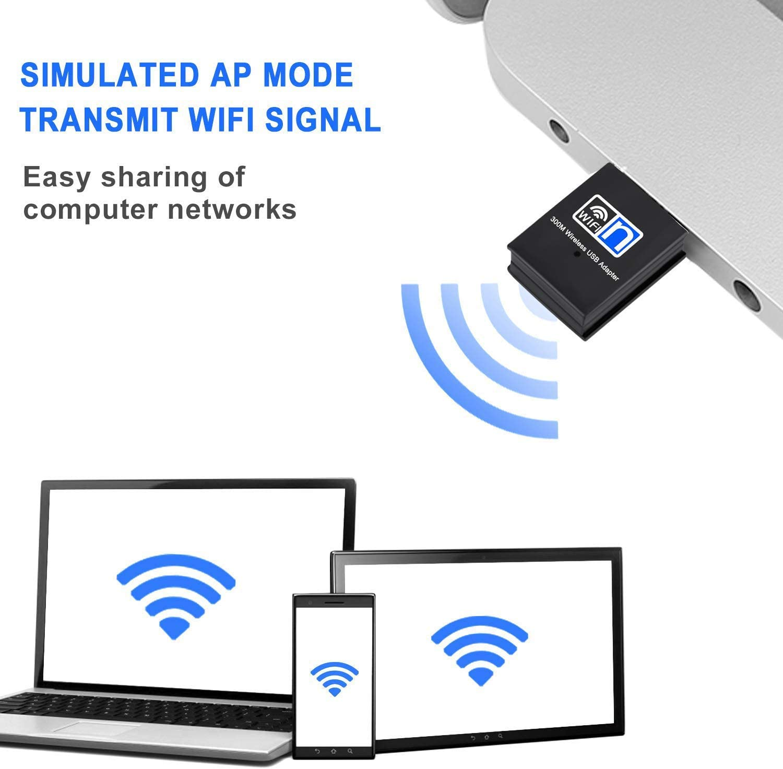 ELE WiFi USB 300Mbps Adapter