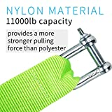Nylon-Tow-Strap-Rope-with-2-Hooks-2x-13-11000lb-Capacity