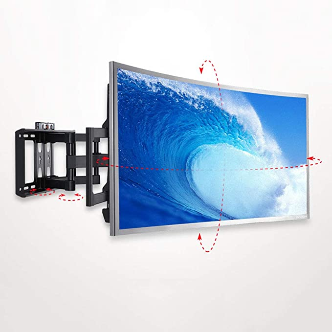 Xue-shelf TV Soporte de Pared Soporte de Monitor de inclinación ...