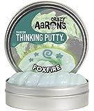 Crazy Aaron's Thinking Putty, 3.2 Ounce, Phantoms Foxfire