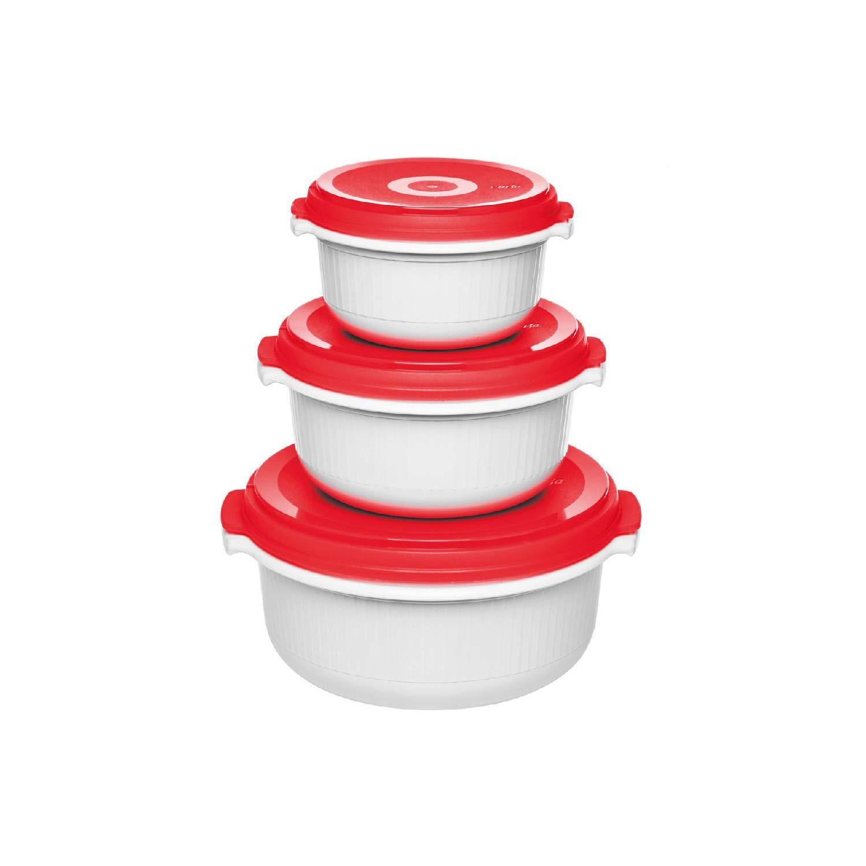 Emsa Micro Family 518999 - Vajilla de plástico para microondas ...