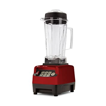 Batidora BioChef High Performance Blender - Batidora de vaso profesional 2L, 1600W, bajo consumo, BPA free. 10 años de garantía. (Rojo): Amazon.es: Hogar