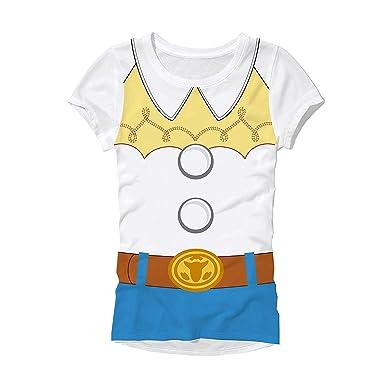 d3a34046 Amazon.com: Disney I am Jessie Toy Story Costume T-shirt: Clothing