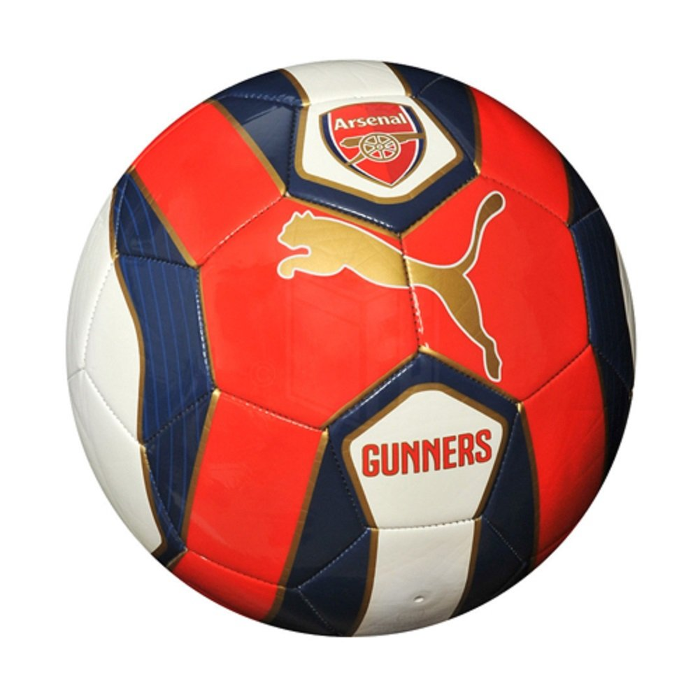 Puma Arsenal Balón de fútbol (tamaño 5): Amazon.es: Deportes y ...