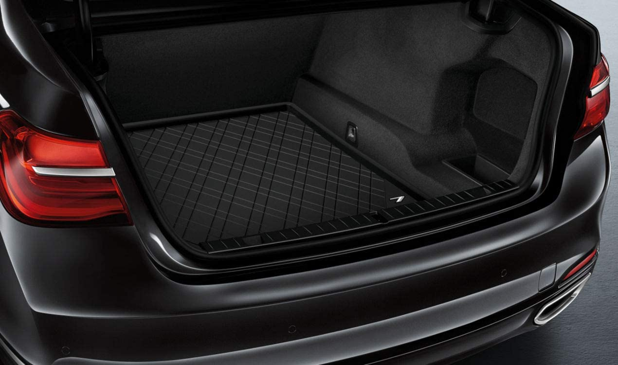 Kofferraumwanne Kofferraummatte passend für BMW 7 G11 ab 2015 Laderaumwanne