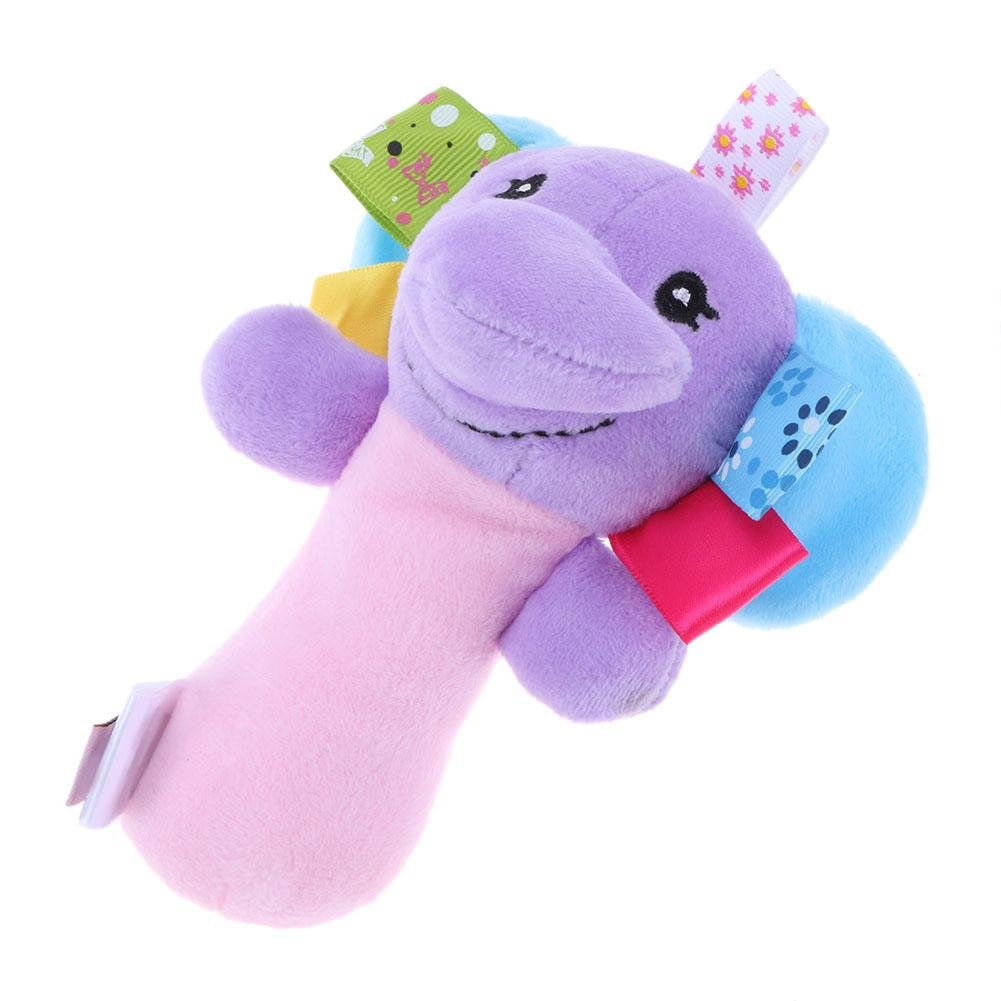 Amazon com: Childplaymate Pet Dog Chewing Bite Toy Squeaker