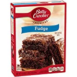 #8: Betty Crocker Brownie Mix Fudge Family Size 18.3 oz Box