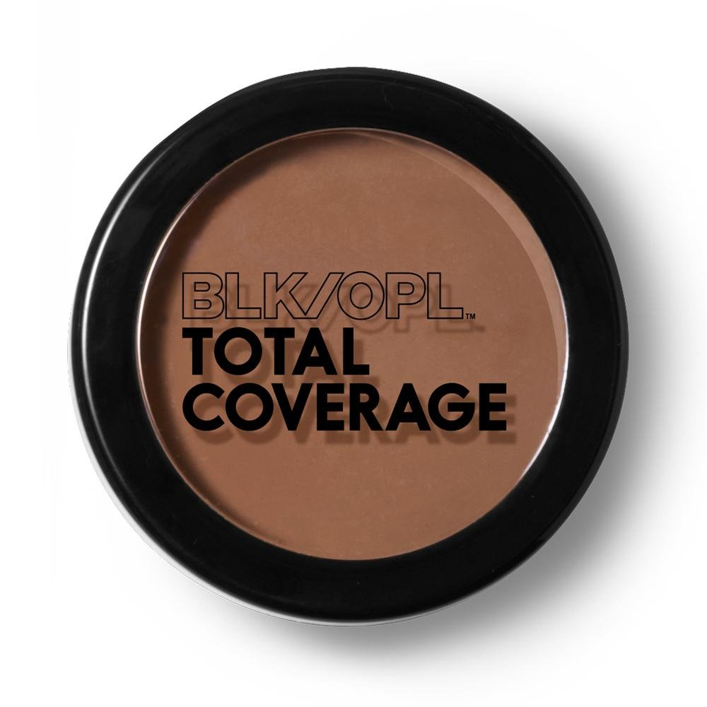 Black Opal Total Coverage Concealing Foundation, Heavenly Honey, 0.40 Oz