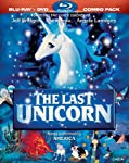 Cover Image for 'Last Unicorn, The (Two-Disc Blu-ray/DVD Combo)'