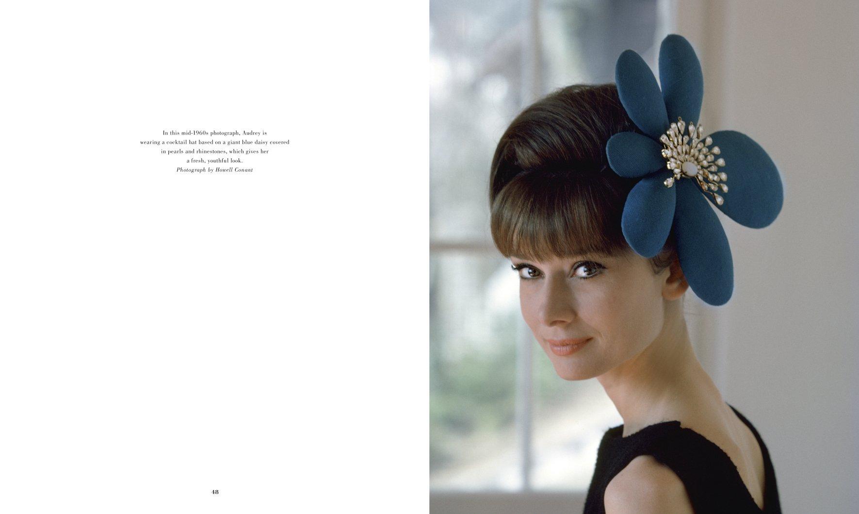 ee15f79bd262f Audrey Hepburn in Hats  June Marsh