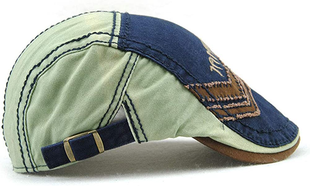 Ni/ño Boinas Infantil Sombreros Tapa Plana Gorra de Vendedor de Peri/ódicos Algod/ón Ni/ña Ajustable Sombrero De Punto De Invierno Stretch Warm Beanie Ski Cap Ni/ñito de 4 a 12 a/ños