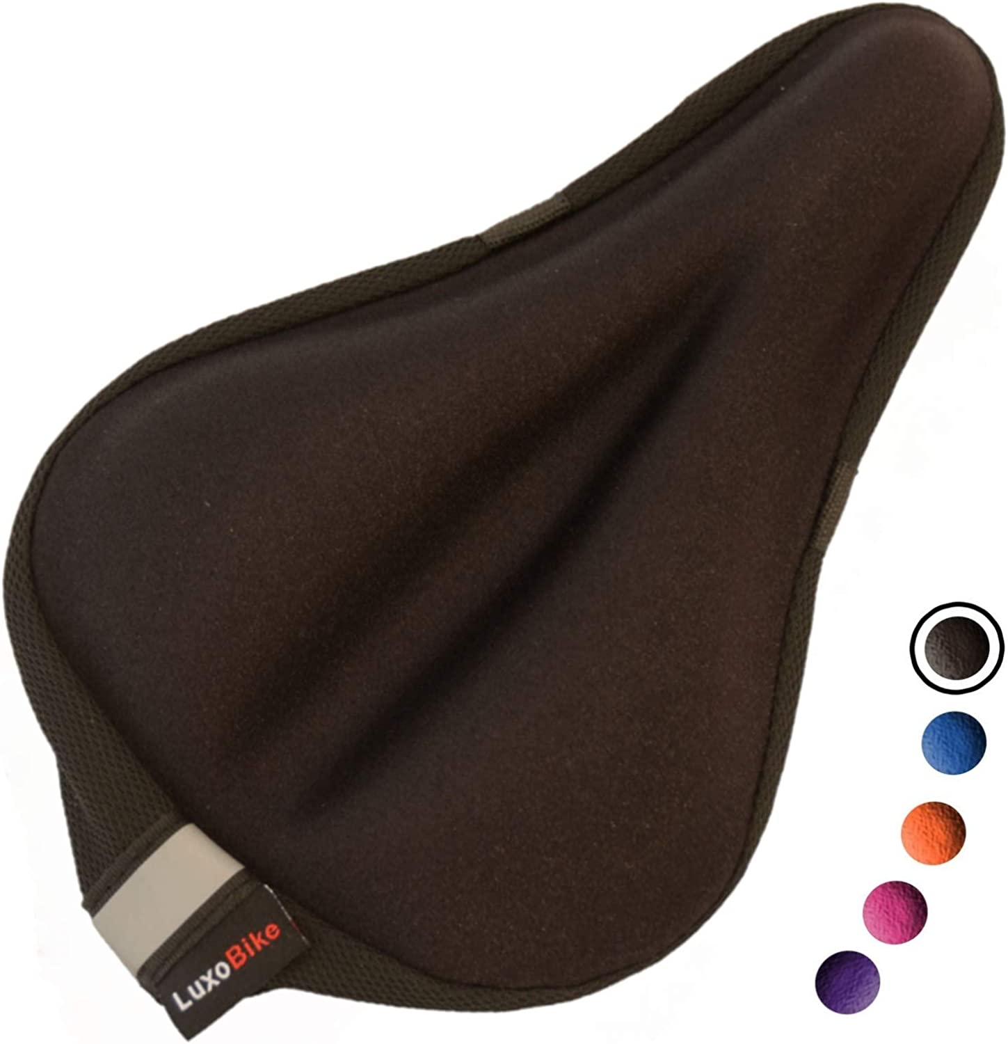 Ergometer Saddle Cover Bike Saddle Cover Genuine Lambskin for gelsättel