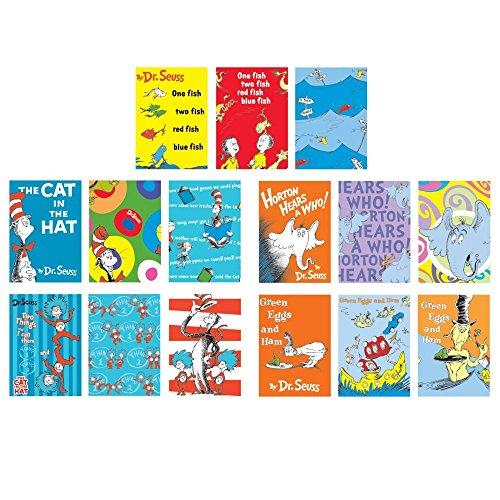Raymond Geddes Dr. Seuss Hologram Bookmark, 36 Pack (69378)