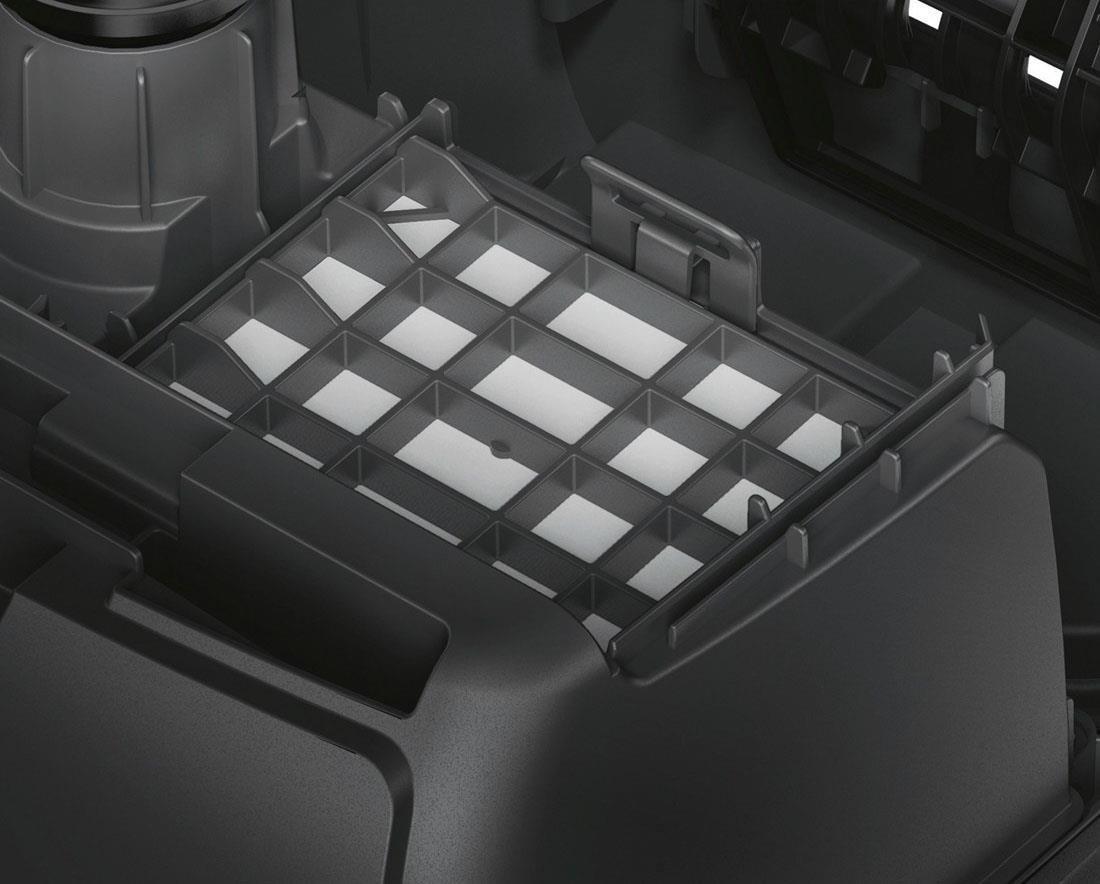 Bosch BGL2B1128 GL-20 Bag & Bagless - Aspirador con bolsa, 700 W, filtro higiénico, color gris