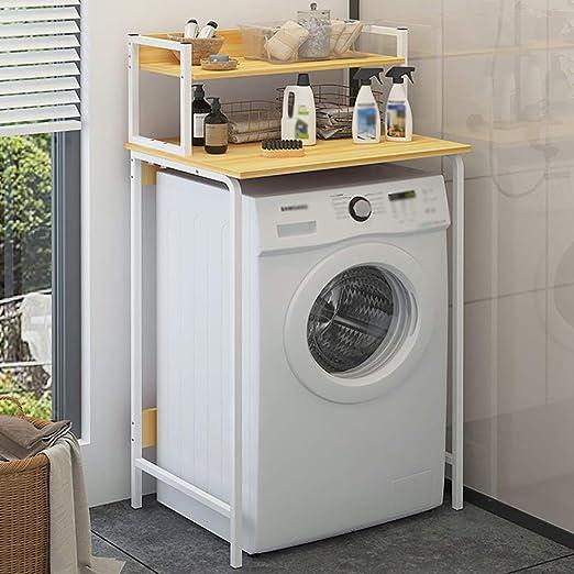 Estante de la lavadora fuertes Inodoro por encima de los estantes ...