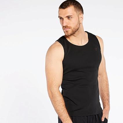 UP Camiseta Tirantes Canalé Basic (Talla: L) 99BMiHi4