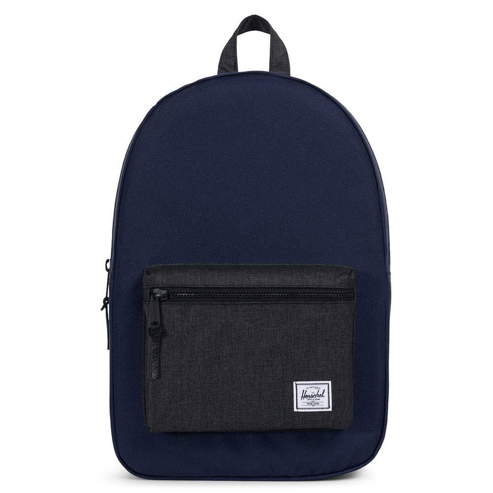 Herschel Supply Co. Settlement Backpack, Peacoat/Black Crosshatch, One Size