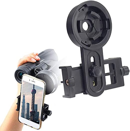 VVDF Universal Mobile Phone Holder + Astronomical Telescope Mount ...