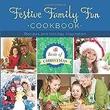 Festive Family Fun Cookbook, MariLee Parrish, 1628368772