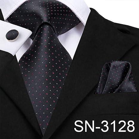 WOXHY Corbata de los Hombres 20 Estilos Hombres Corbata Corbata de ...