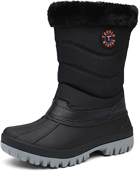 Snow Boots Womens Warm Winter Boots
