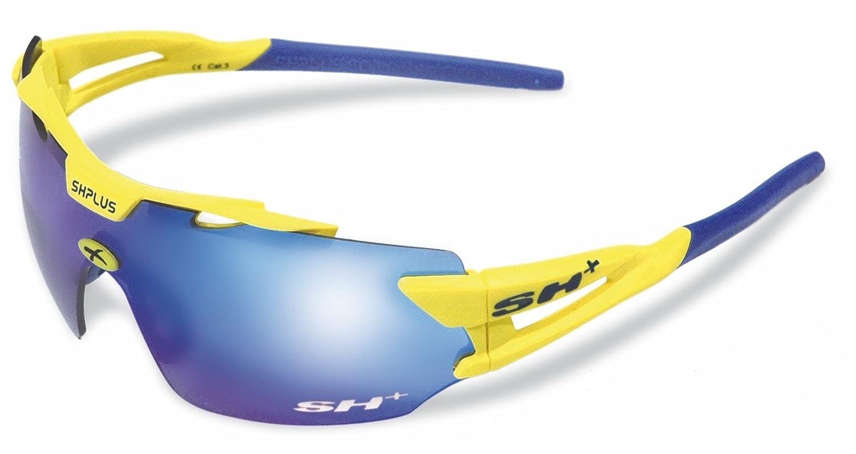 SH + RG 4620, lunettes Mixte adulte M Giallo/Blu