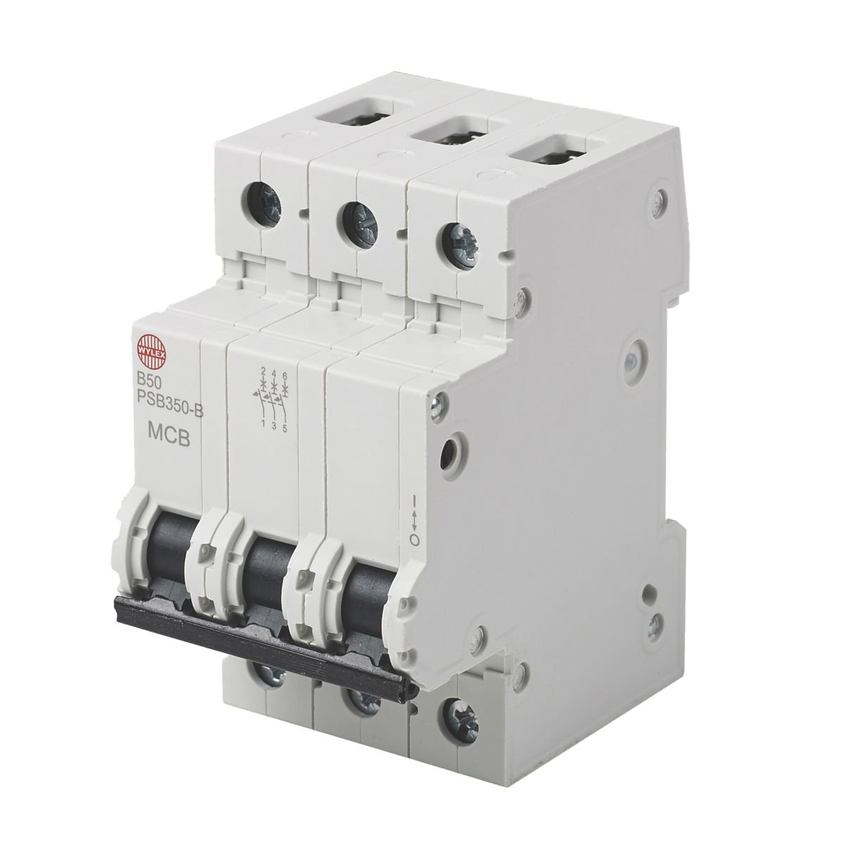 DC 250V 2P Low-voltage Miniature Air Circuit Breaker Solar Energy Switch 16A//32A//63A for Solar Panels Grid System 16A Akozon Miniature Circuit Breaker Wind and Solar Hybrid System