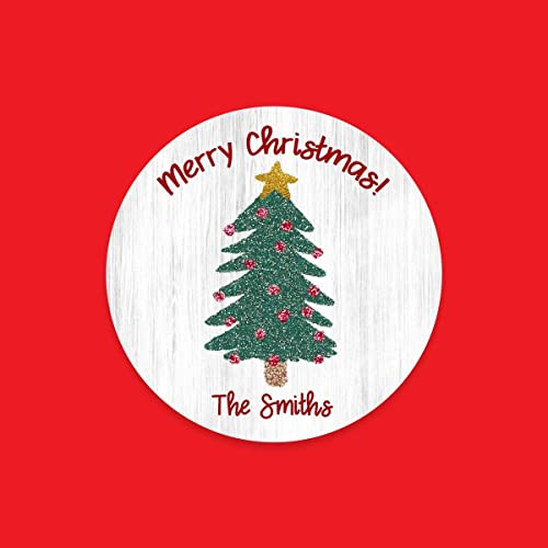 Personalized Christmas Gifts.Amazon Com Personalized Christmas Stickers Christmas Gift