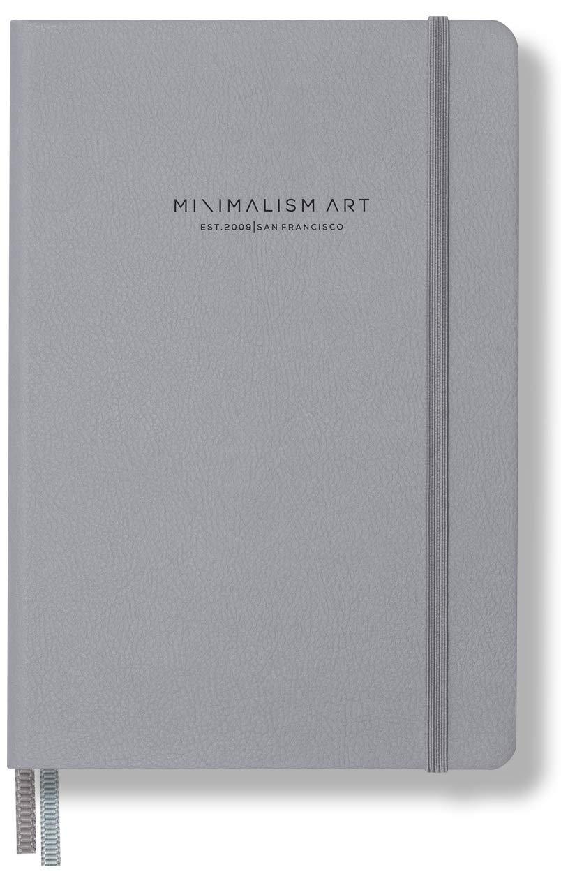 Minimalism Art, Premium Edition Notebook
