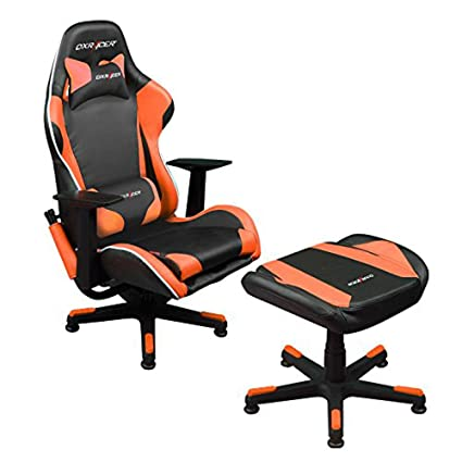 DXRacer Video Game Chair + Ottoman FA96/NO/SUIT Newedge Edition Console Gaming Chair  sc 1 st  Amazon.com & Amazon.com: DXRacer Video Game Chair + Ottoman FA96/NO/SUIT Newedge ...