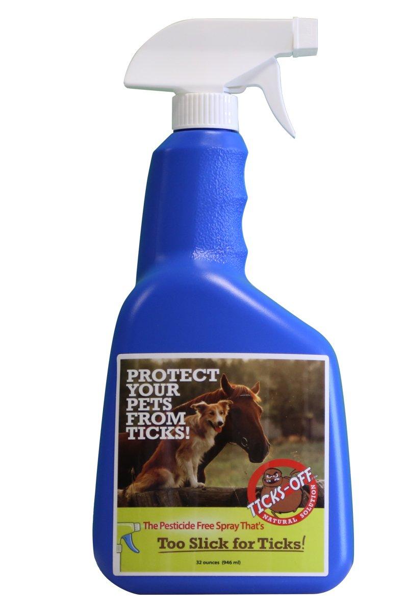 Ticks-Off Tick 32oz Protection Spray, Lavender