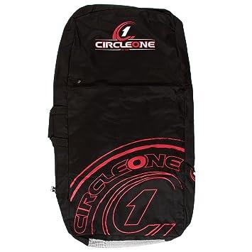 84b7542c81c Circle One Triple Body Board Bag - Red  Amazon.co.uk  Sports   Outdoors