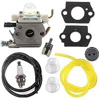 Cup Cadet White Outdoor 2455910S Engine Fuel Pump Kit for Kohler Troy Bilt
