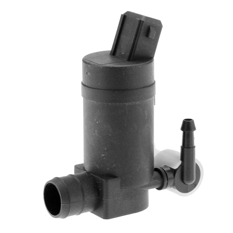 Waschwasserpumpe Scheibenreinigung Pumpe f/ür 2000-2007 Ford Mondeo