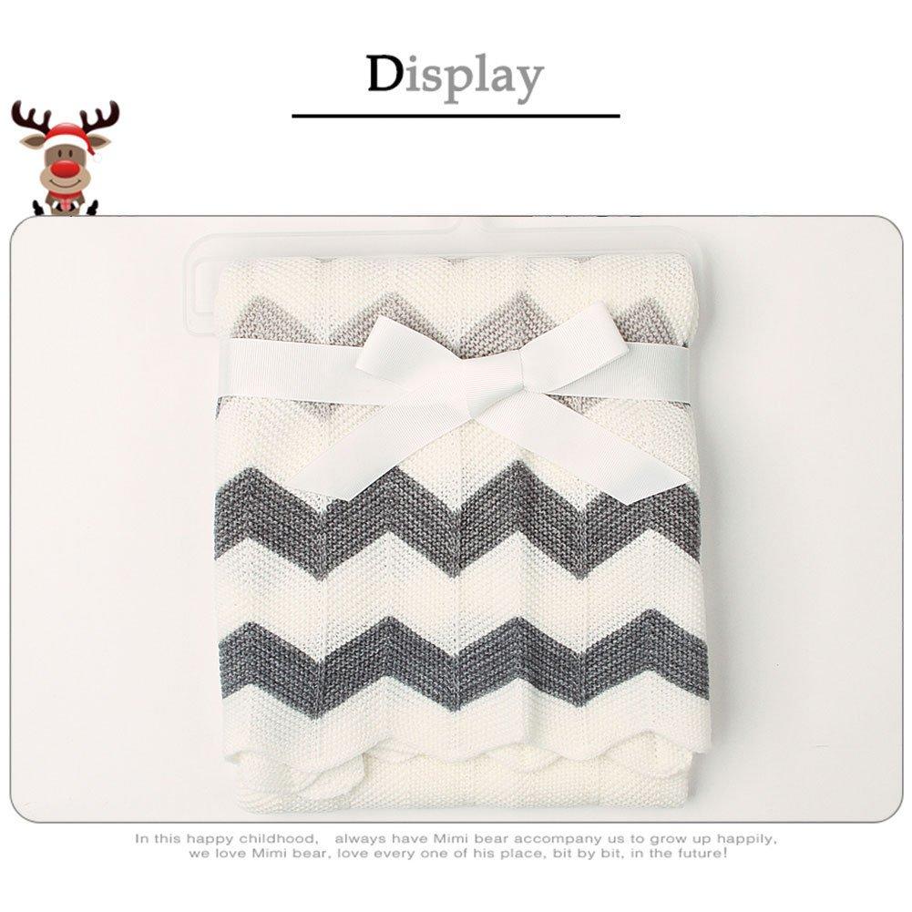 mimixiong mantas de bebé personalizado para tejer patrones Cellular ...