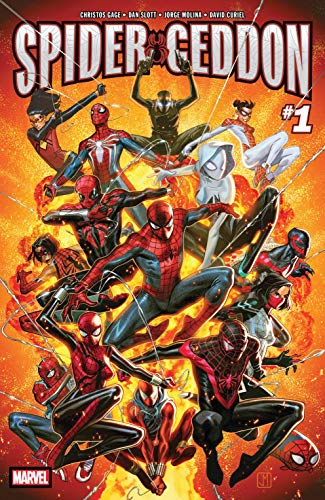 Spider-Geddon (2018) #1 (of 5)]()