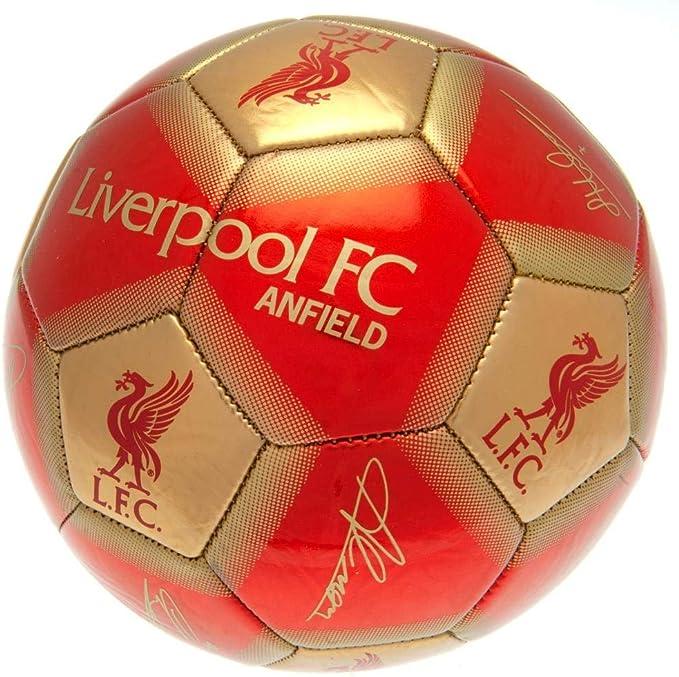 Liverpool F.C. - Balón de fútbol: Amazon.es: Deportes y aire libre