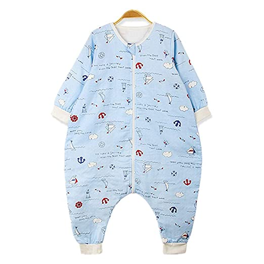 DURIAN MANGO Saco de Dormir para niños Bebé Puro Algodón ...