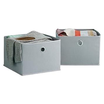 Lovely Room Essentials, Storage Drawer Inserts Gray 2SET Of 2PK