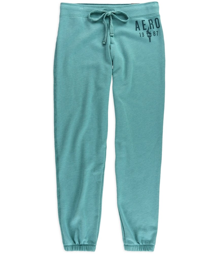 Aeropostale Womens Classic Cinch Slim Casual Sweatpants 473 S/32 - Juniors