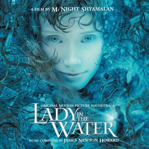 Lady In The Water by James Newton Howard (2006) Audio CD