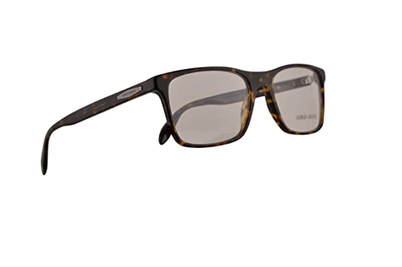 Amazon Com Giorgio Armani Ar7163 Eyeglasses 55 18 145 Dark