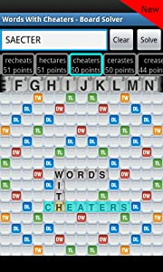 Words With Cheaters Free by Fugisoft LLC