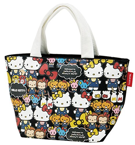 Sanrio Fabric - Skater Saniro Hello Kitty Sweat fabric Lunch Bag Size S