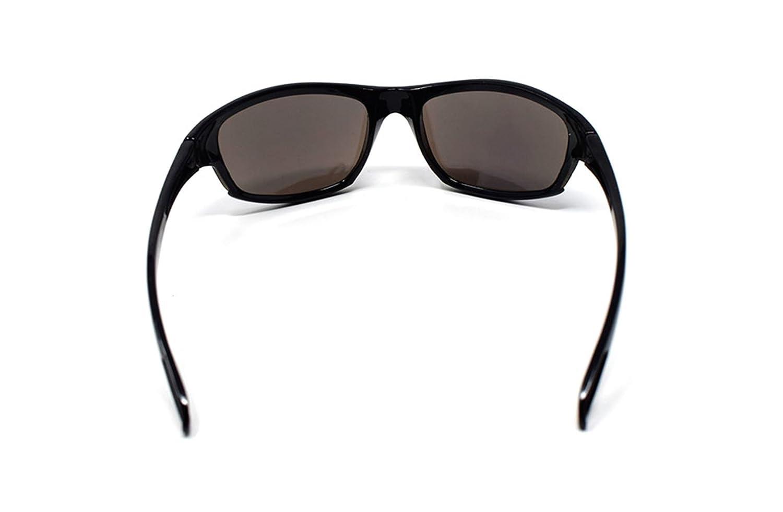 8fa5b2f8905 Childrens Kids Black with Blue Lenses Wraparound high quality Sunglasses  UV400 UVA UVB Protection Shades  Amazon.co.uk  Clothing