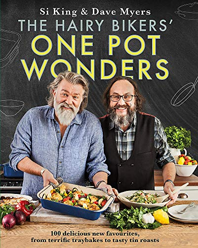 The Hairy Bikers' One Pot Wonders by Hairy Bikers